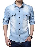 Мужская рубашка AL-5911