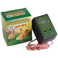 "Терморегулятор. Терморегулятор для инкубатора цифровой ""Цып-Цып"", фото 1"