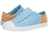 f10336ec3 Кроссовки/Кеды (Оригинал) Native Shoes Jefferson Sky Blue/Shell White/Lazer
