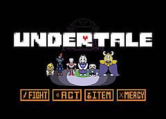 Картина GeekLand Undertale Андертейл пиксели 60х40 UT 09.002