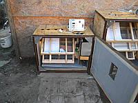 Автоматический инкубатор на 115 яиц