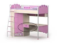 Ящик подвесной к столу Pn-18-1 мебель детская.