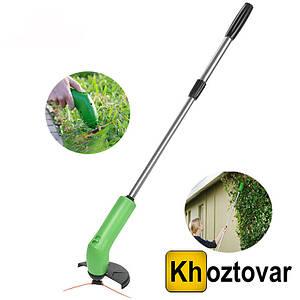 Ручна бездротова газонокосарка | Тример для трави | Zip Trim