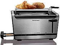 Двойной тостер SilverCrest EDS SDLTD 1400 A1