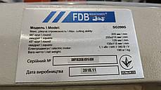 Ленточная пила FDB Mashinen™ SG 200G, фото 2