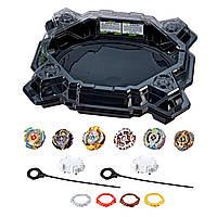 Черная арена Beyblade Burst Evolution Ultimate Tournament Collection