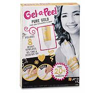 Чудо-Гель для создания детских силиконовых украшений золотой Starter Craft Kit- Pure Gold