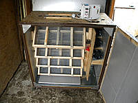 Автоматический инкубатор на 500 яиц