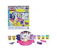 Стильные прически пони Кантерлот Play-Doh My Little Pony Canterlot Court