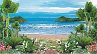 "Фотообои ""Остров Монтекристо 194х335"" Artdecor"