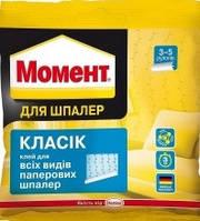 Клей обойный Metylan  Момент Классик 95гр  Прозрачный 2000000079301