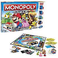 Настольная игра Монополия Марио Monopoly Gamer Mario англ.язык