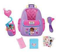 Игровой набор Доктор Плюшева рюкзак Doc McStuffins First Responders Backpack