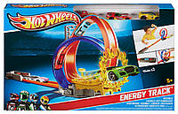 Hot Wheels Mattel Energy Track Трек хот вилс Взрыв энергии