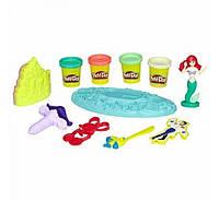 Play-Doh Подводная Свадьба Ариэль Disney Princess Undersea Wedding Ariel
