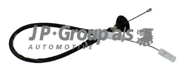 Трос сцепления VW Golf 2 1.6/1.8L/E L=806