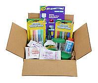Crayola набор для создания блестящих лизунов-слаймов Model Magic Gooey Fun