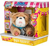 Интерактивный щенок  Ролли Люблю целоваться My Kissing Puppy Wrinkles Rollie