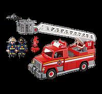 Пожарная машина Playmobil 5682 с лестницей со светом и звуком