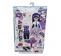 Кукла пони Твалайт Спаркл  модница Много стилей My Little Pony Equestria So Many Styles Twilight Sparkle