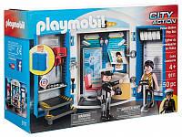 Playmobil 9111 Полиция - Полицейский участок