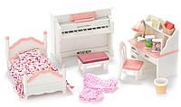 Игровой набор Sylvanian Families Комната для девочки 5032 Girl´s Bedroom Set