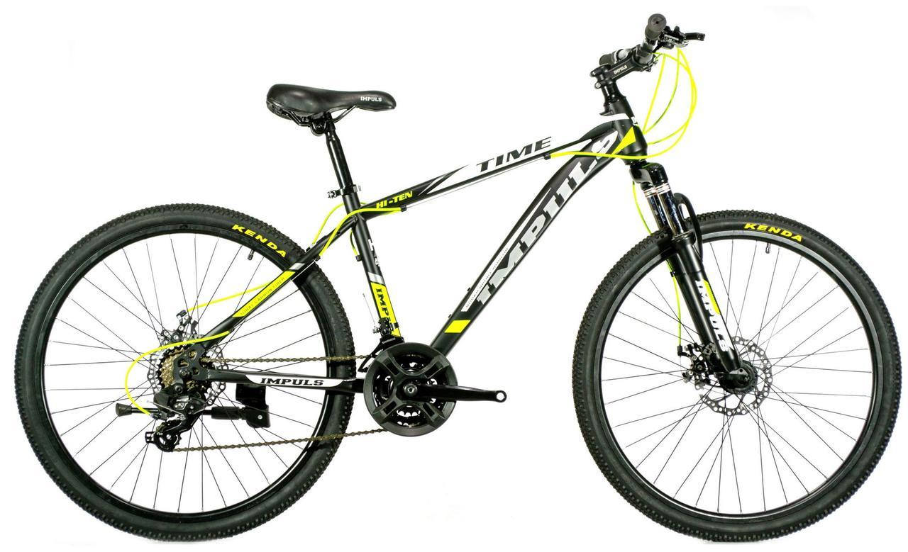 Велосипед Impuls Time 26 black/green