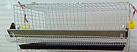 Клетка для перепелов содержание 44 шт.
