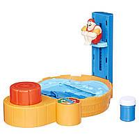 Настольная игра Купание  от Hasbro Hot Tub High Dive Game