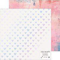 Картон - Your Heart - All Heart - Crate Paper - 30х30