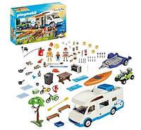 Playmobil 9318 Автокемпер с дополнениями