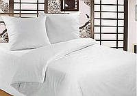Комплект постельного белья для отеля сатин 100 % хлопок двухспальный