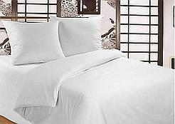 Комплект постельного белья для отеля сатин двухспальный