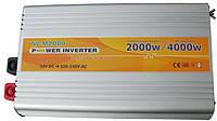 Инвертор NV-M 2000/4000 Вт