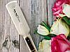 Утюжок для волос профессиональный стайлер с зеркальными пластинами