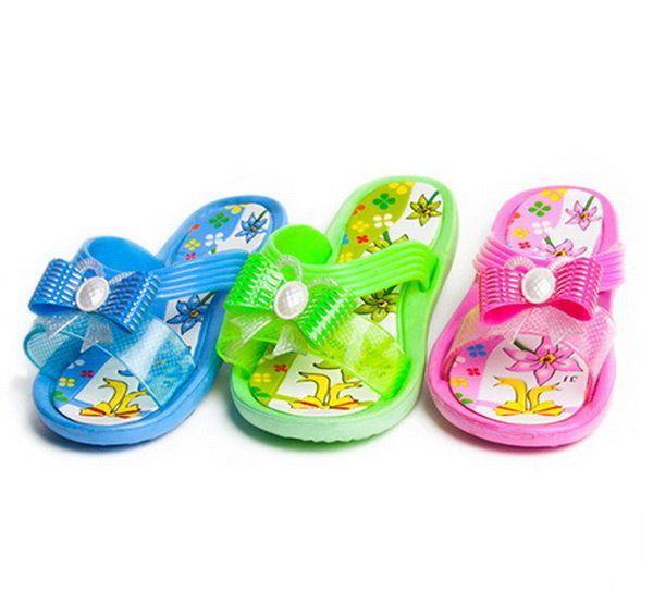 1e4649313 Силиконовые детские босоножки оптом, 24-29 размер. Детская летняя обувь  оптом