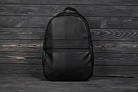 Кожаный мужской спортивный рюкзак, портфель, сумка, шкіряний рюкзак Calvin Klein ТОП-реплика
