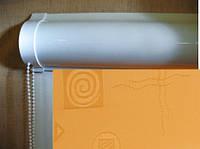 Ролеты тканевые (рулонные шторы) Ikea Besta uni закрытый короб