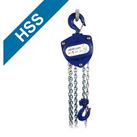 Таль с ручным цепным приводом HSS