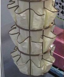 Навесной органайзер для обуви, сумок