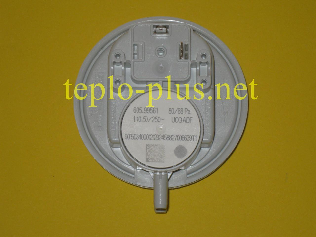 Датчик розрядження повітря (маностат, пресостат) S10089 Saunier Duval Themaclassic, Combitek, Thematek