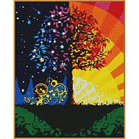 Набор алмазной вышивки Babylon Картина из страз 40*50 ST224 Дерево счастья