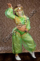 Костюм Восточная Красавица в зеленом, фото 1