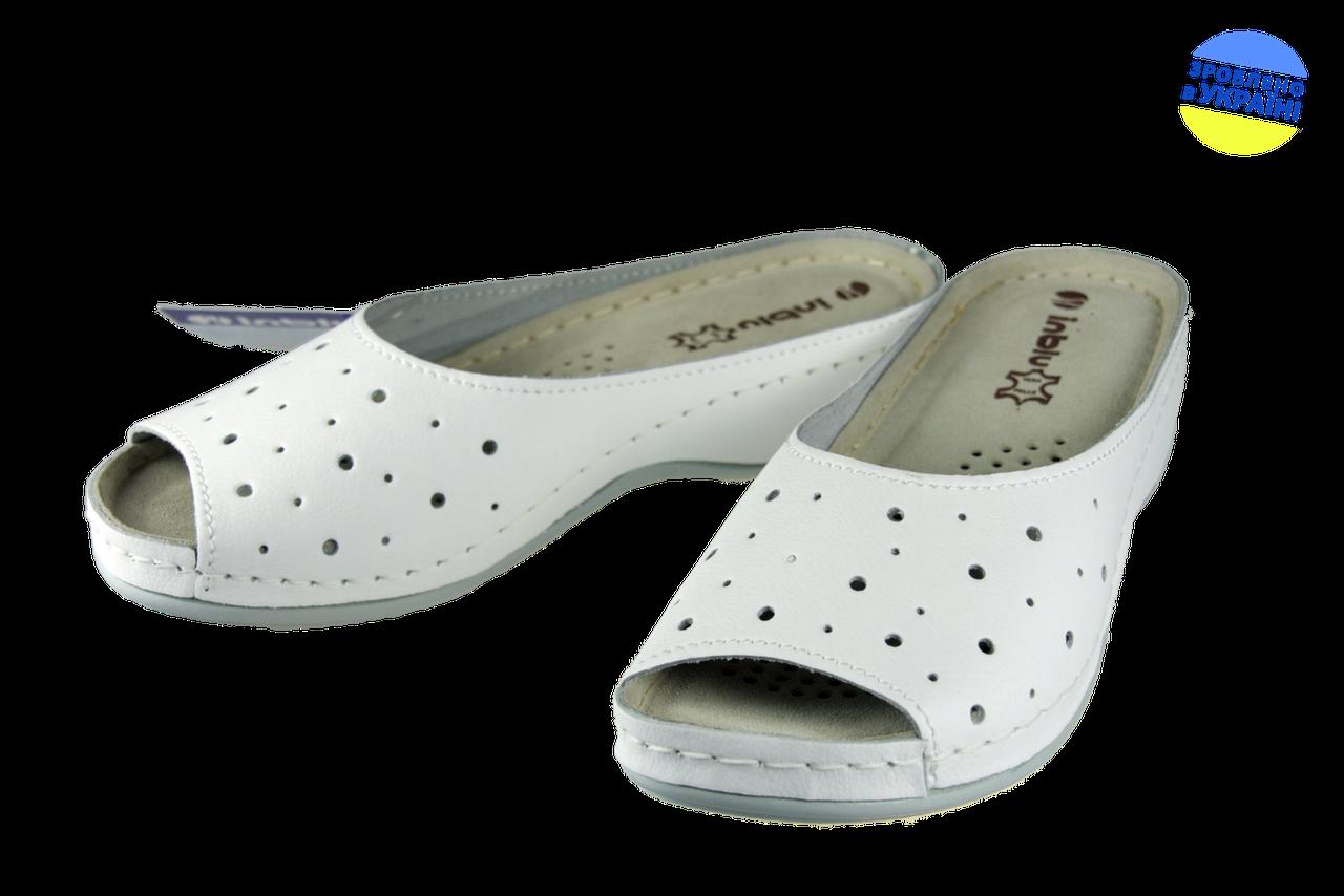 Женские босоножки ортопедические inblu 3637pt белые летние - Магазин обуви