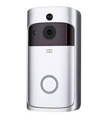 Smart Doorbell MHZ CAD M6  видео домофон  с wi-fi и управлением с телефона