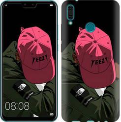 """Чехол на Huawei Y9 2019 logo de yeezy """"3995c-1602-328"""""""