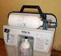 Weinmann Total O2 Home Oxygen Station