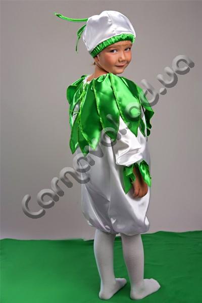Карнавальный костюм Чеснок комбинезон, цена 280 грн ... - photo#1