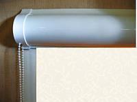 Ролеты тканевые (рулонные шторы) Lace Besta uni закрытый короб
