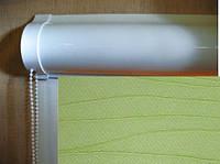 Ролеты тканевые (рулонные шторы) Grass Besta uni закрытый короб